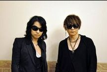 "Interview with VAMPS / <Oct 29, 2014>Album ""BLOODSUCKERS"" VAMPS interview."