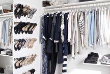 Vaatteiden säilytys