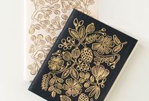STATIONARY/PRINTS / Because who doesn't love pretty stationary and DIY ideas