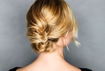 BEAUTY / Hair styles and make up ideas