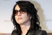 "HYDE ""NHK WORLD"" press conference / March 13, 2015 Press conference photos of HYDE."