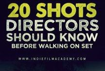 Filmmaking / Filmmaking resources, from how colour gives a hint about the genre of the film to grading to enhance a mood, and even how the camera angles can change the direction of the story. How to write your film and kill off characters and even down to the many stages of film development, and how women are portrayed and influence the film industry.