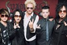 Talk of VAMPS and SIXX:A.M. / I feel the passage of a good time from facial expressions. They're great!
