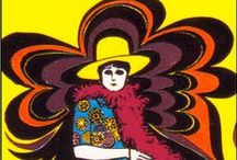 60s Psych Illustration