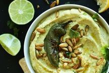 HUMMUS HOMMAGE / My personal love for hummus in every variations. Check out those recipes!
