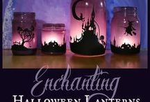 Ref. Halloween / From heads in jars, to poison bottles, scary tricks and face painting. How to decorate your home into the scariest dwelling and spooky invites