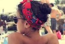 | B e a u t y a n d t h e B e a c h | / Easy, Breezy, Beautiful, Beach beauty looks.