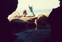 | M e r m a i d s | / Mermaids are R E A L