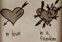 <3 Fandoms