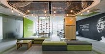 Amazing spaces / Amazing work spaces and just creative spaces in general.