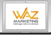 Blog / Blog de Marketing Online www.wazmarketing.com/blog