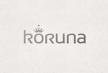 Koruna Brand Moodboard