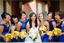 BLUE and YELLOW wedding ideas / Some yellow and blue colour scheme wedding inspiration // Sanshine Photography - Unique Portrait and Wedding Photography in London and Hertfordshire // www.sanshinephotography.com