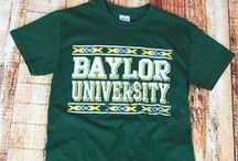 Baylor University / Sic'em bears!! / by Jill Cota