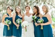TEAL wedding ideas / Inspiration and ideas for a teal wedding