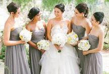 GREY WEDDING / Grey wedding colour scheme inspiration and ideas // Sanshine Photography - Unique Portrait and Wedding Photography in London and Hertfordshire // www.sanshinephotography.com