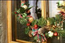 Christmas at Eco-Gites of Lenault / Festive images of Eco-Gites Lenault