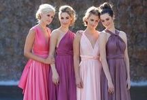BRIDESMAIDS / Inspiration and ideas for bridesmaids' outfits / Beautiful bridesmaids