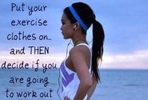 Fitness 101 / The challenges