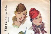 1930s Simplicity sewing patterns / by Petite Main