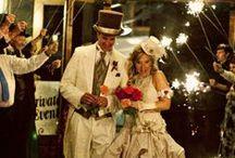 STEAMPUNK WEDDING / Ideas and inspiration for a steampunk wedding | Sanshine Photography - Luxury Fine Art Wedding Photographer London, Hertfordshire & Destination | www.sanshinephotography.com