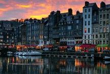 Honfleur, Normandy / Images of this beautiful Normandy town