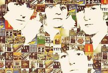 The Beatles / I don't know why, nobody told you, how to unfold your love...