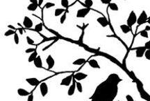 Diseños para serigrafía textil