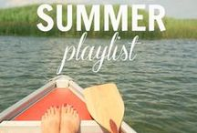 Music for the Lake / Great list of tunes for the lake!