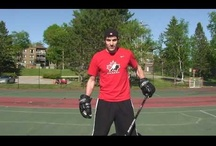 Hockey Shooting Tips - Videos / If you're looking to improve your shot and score more goals, check out these great hockey tips! Apply some of these tips and tricks and jump ahead of the competition. Developing a quick accurate shot takes a lot of practice & hard work, shooting off the ice is one of the fastest ways to a better shot! / by HockeyShotStore