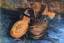 Vincent Van Gogh / by Laurence Nisol