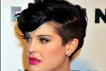 Short woman's hair styles / Funky short hair styles