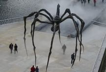 Sculptures outdoor / Enormous, public, funny, impressive, nice in landscape / by Laurence Nisol