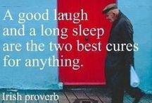 Laughter is the Best Medicine / Sometimes the best medicine is laughter. Laughter can always cure the heart!
