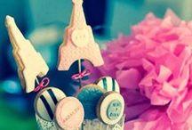1st Birthday parties by Era uma vez... o sonho perfeito / Organize a beautiful 1st birthday party for little prince/princess!