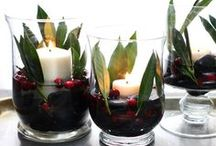 Holiday Decor / Thanksgiving, Christmas and other holiday decor inspirations. / by Nantucket Brand Clothing Co