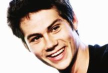 Dylan obrien  / He's my lover.