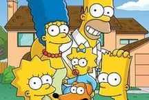 The Simpsons / Yellow ♡ / by Nick
