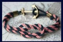 Beach and Nautically Inspired DIY / DYI projects with a nautical flair / by Nantucket Brand Clothing Co