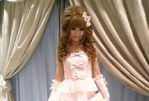Like a princess-hime gyaru ♔