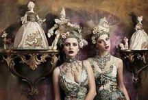 Baroque / Baroque Fashion