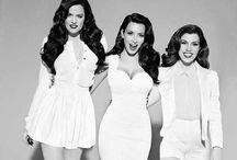 Keeping up with the kardashians / Such an entertaining and beautiful family