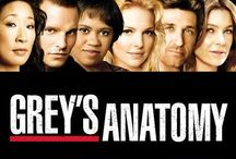 Grey's anatomy / One of my favourite tv shows  So funny  So beautiful So intense So inspirational And so heart breaking all at the same time