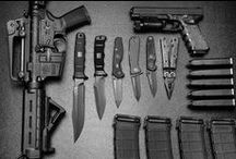 Weapons, Equipment, Survival / by Grady Wells