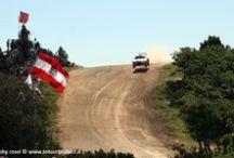 WRC Rally Costa Smeralda 2007 - Sardegna / Campionato Mondiale WRC Rally Costa Smeralda anno 2007. Immagini dalle Prove Speciali Buddusò Alà dei Sardi salto di Monte Lerno e altri con momenti della presentazione equipaggi al Molo Brin