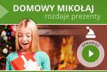 Promocja Mikołajkowo-Świąteczna / Domowy Mikołaj rozdaje prezenty. Do każdego projektu prezent niespodzianka, codziennie nowe prezenty! Sprawdź: www.projekty.domowy.pl/porady/codziennie-domowe-prezenty-kup-projekt-i-daj-sie-milo-zaskoczyc.html