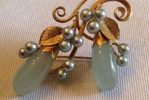 Antique & Vintage Jewelry / Beautiful vintage jewelry can be found at Houston Estate Sales.