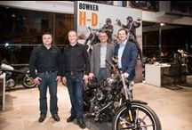 Bowker Harley-Davidson Opening Party / Bowker Harley-Davidson celebrated the opening of their new refurbished showroom with a 'wild & mild curry night'