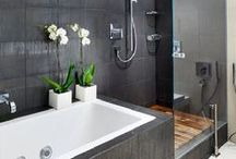 To Die For Bathroom Designs / The bathrooms make us swoon! #EnvisionYourBathroom