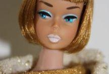 Vintage barbie dolls I <3